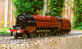 LMS 4-6-2 Turbomotive